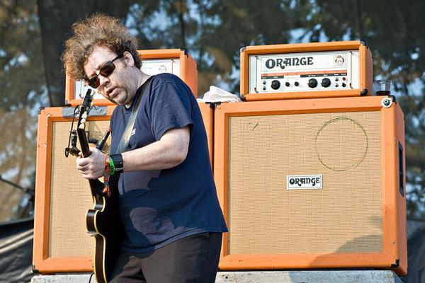 William Reid's Orange Amplifiers Crush CR120H 120W Guitar Amp Head