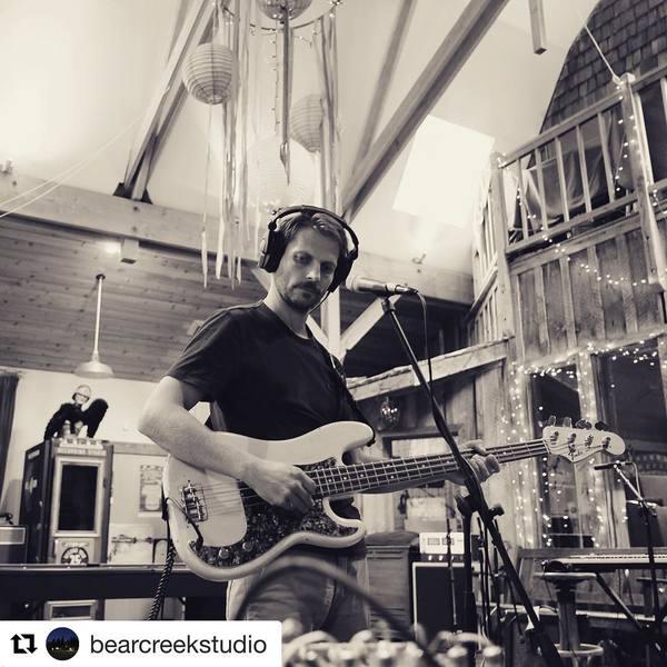 Craig Saunders's Fender Precision Bass
