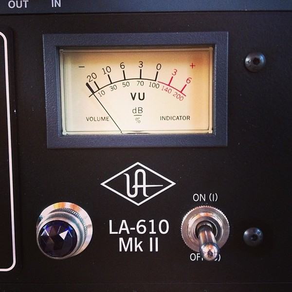 Owl City's Universal Audio LA-610 Mk II