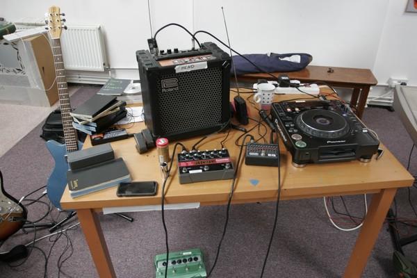 Karl Hyde's Eventide PitchFactor Harmonizer