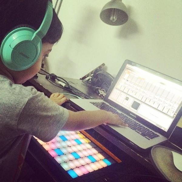 DJ Nucleya's Bose SoundTrue Headphones On-Ear Style