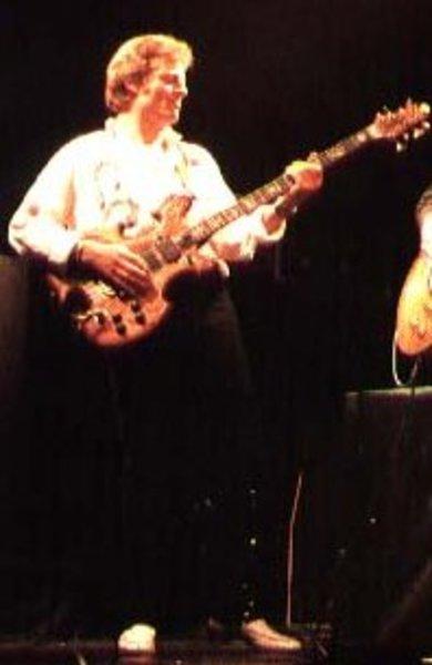 John Paul Jones's Alembic 8-String John Paul Jones Bass