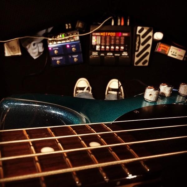 Jennifer Young's DigiTech BP355 Bass Multi-Effects Pedal