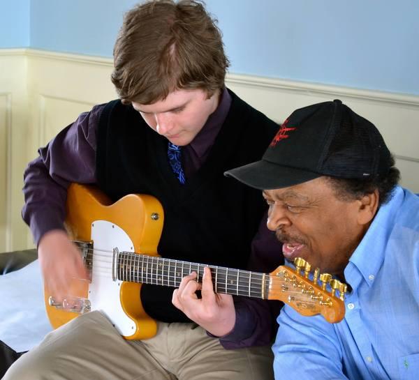 """Matt """"Guitar"""" Murphy's Fender Esquire"""