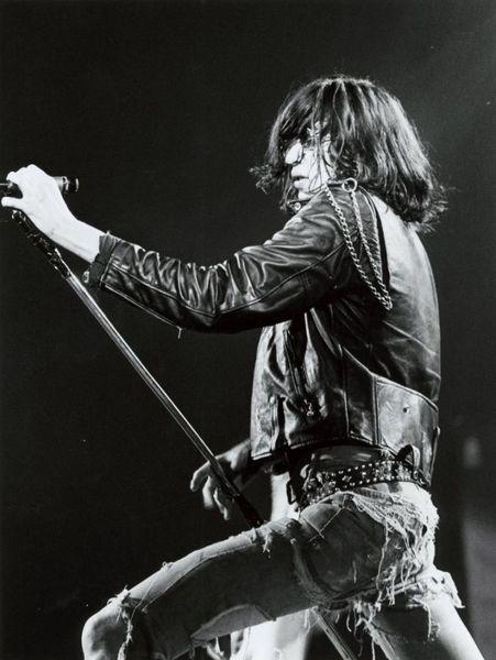 Joey Ramone's Shure SM57 Dynamic Instrument Microphone