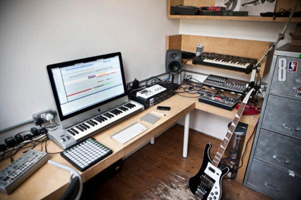 Andy Stott's Novation ZeRO SL MkII USB MIDI Control Surface