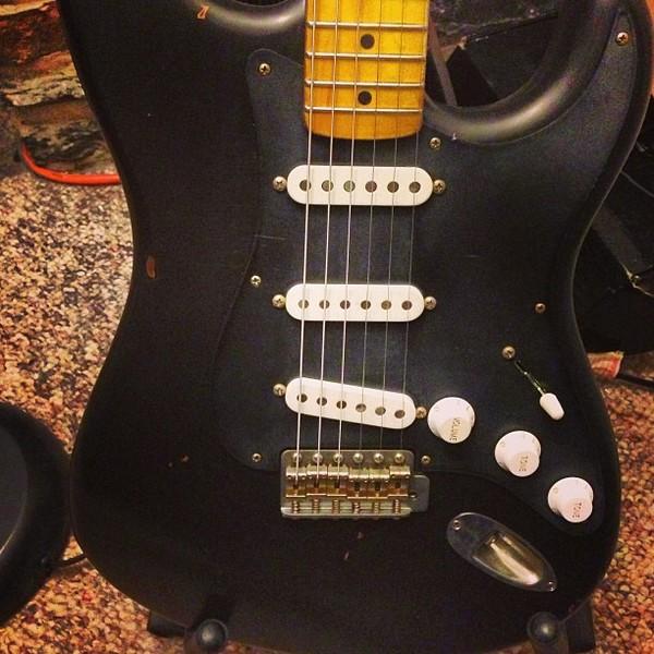 Brendan Ekstrom's Nash S-63 Electric Guitar