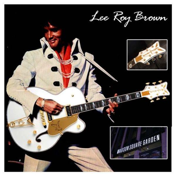 Elvis Presley's Gretsch White Falcon Electric Guitar