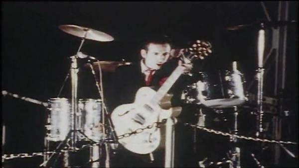 Mick Jones's Gibson ES-175
