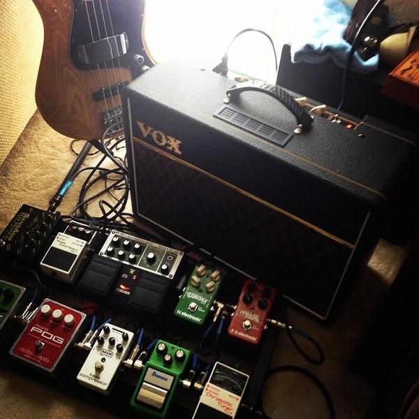 Tim Feerick's Vox AC10C1 10W 1x10 Tube Guitar Combo Amp