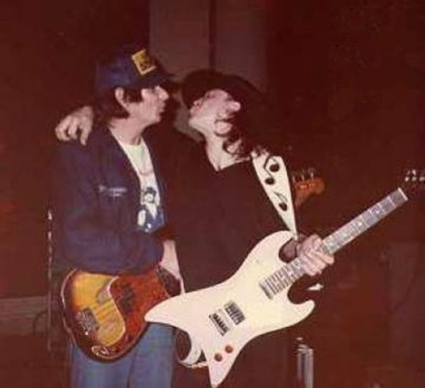 Stevie Ray Vaughans Kurt Hendrick Guitar