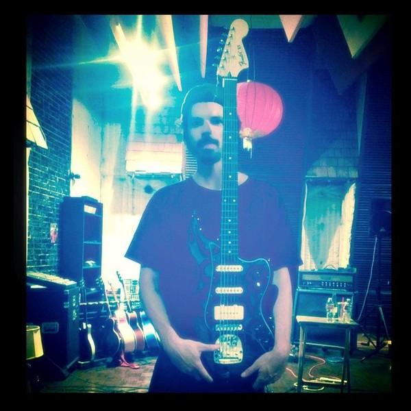 Christian Zucconi's Fender Bass VI