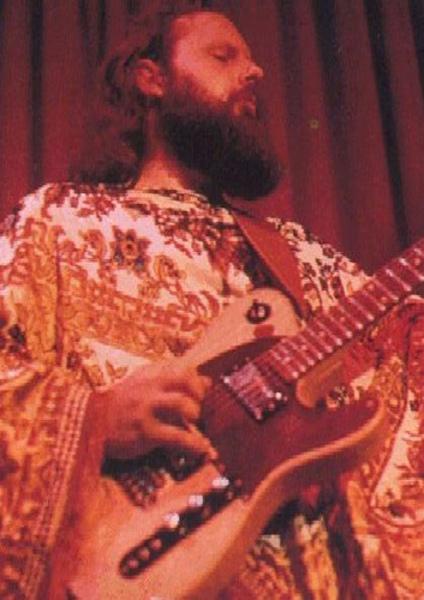 Denny Dias's 1972 Fender Telecaster