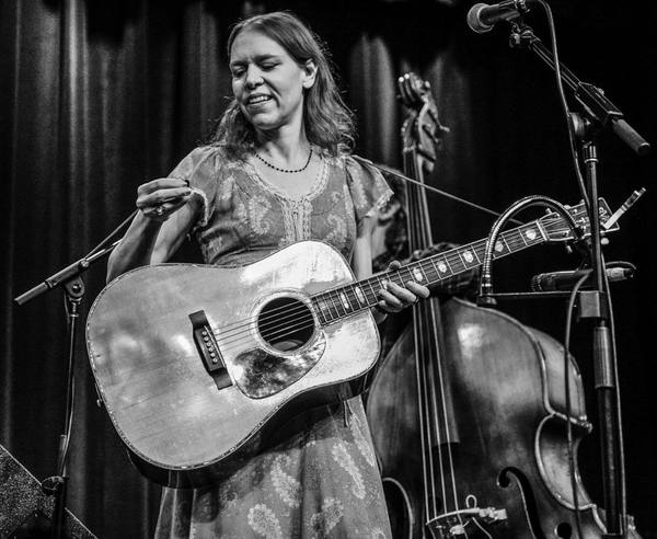 Gillian Welch's Kyser Quick-Change Capo