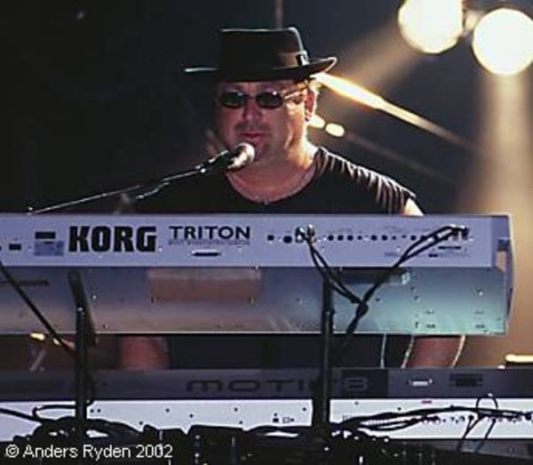 David Paich's Korg Triton 61-key Music Workstation