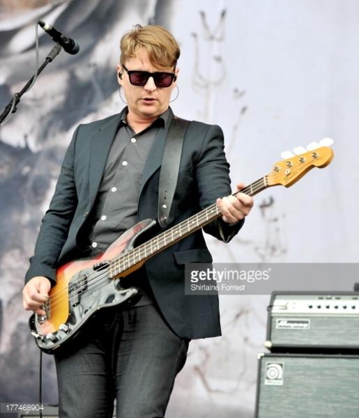 Russell Leetch's Fender Precision Bass