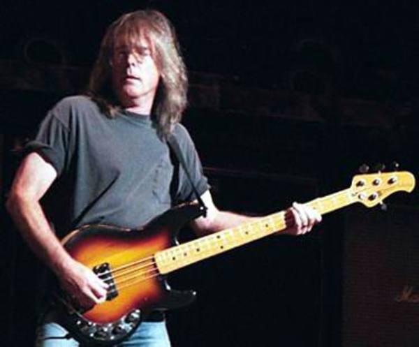 Cliff Williams's Music Man Stingray Bass