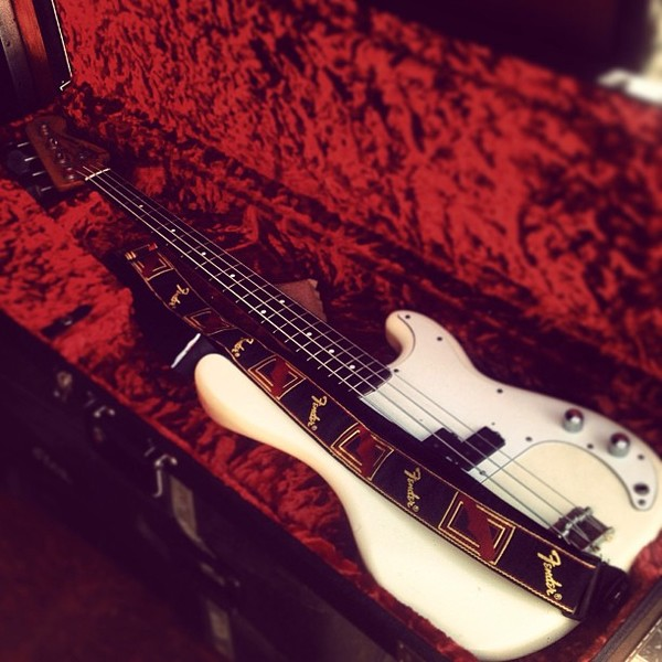 Danyew's Fender Precision Bass