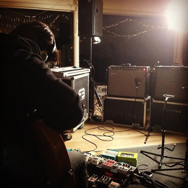 Justin Lockey's Electro-Harmonix Q-Tron