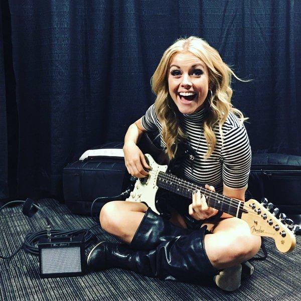 Lindsay Ell's Fender Mini Deluxe Amp