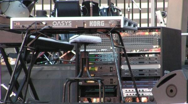 Tony Banks's Roland JD-990