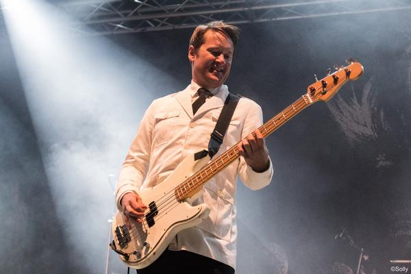 Johan Gustafsson's Fender Telecaster Bass