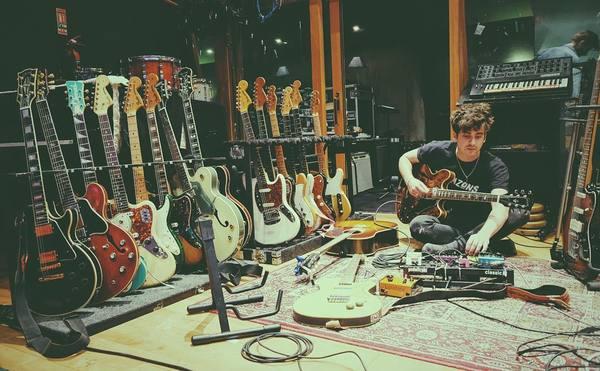 Kieran Shudall's Gibson ES-335 Electric Guitar