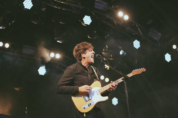 Kieran Shudall's Fender Telecaster