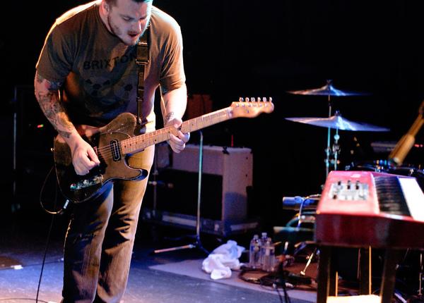 Dustin Kensrue's Fender Telecaster