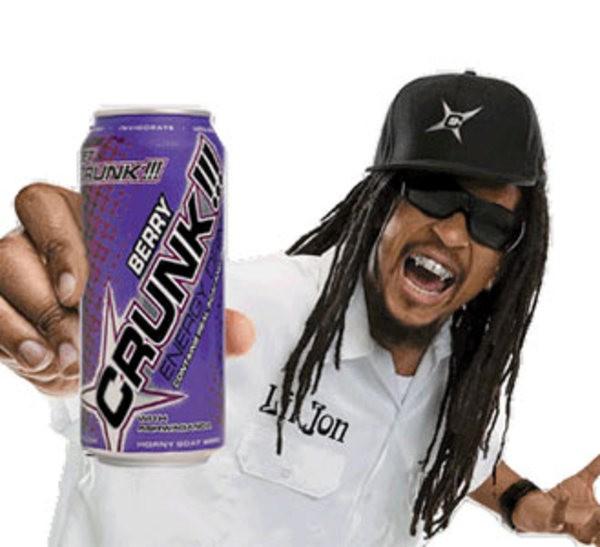 Lil Jon's Crunk Grape-Acai Energy Drink
