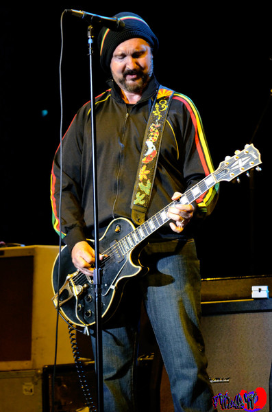 Gordie Johnson's Gibson Les Paul Custom Black Beauty