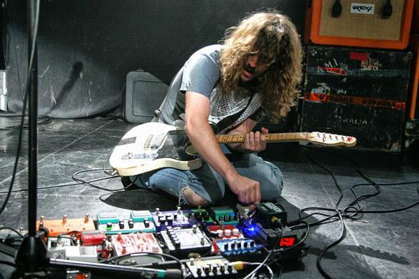 Shane Parsons's Electro-Harmonix Micro POG