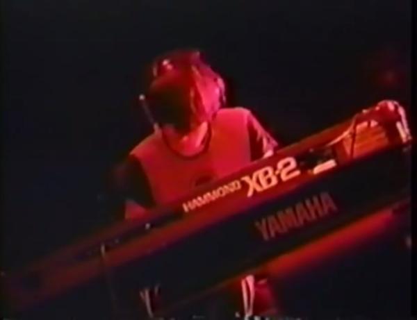 Jonny Greenwood's Yamaha XB-2 Hammond