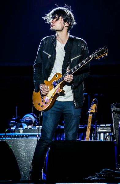Jonny Greenwood's 1968 Fender Super Reverb Silverface