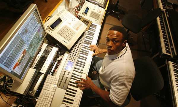 Dr. Dre's Native Instruments KORE 2