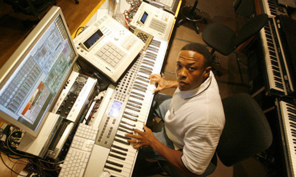 Dr. Dre's Spectrasonics Trilian Total Bass Module