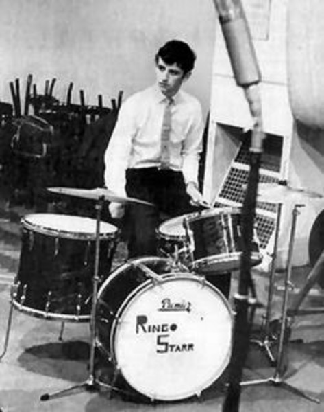 Ringo Starr's premier drum kit