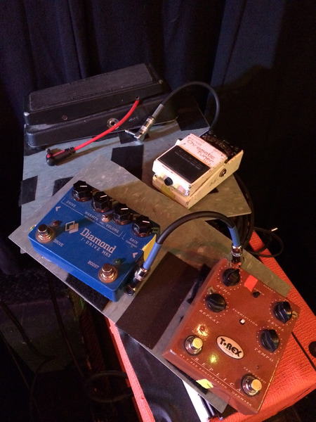 Stephen Malkmus's Dunlop Cry Baby Wah Pedal