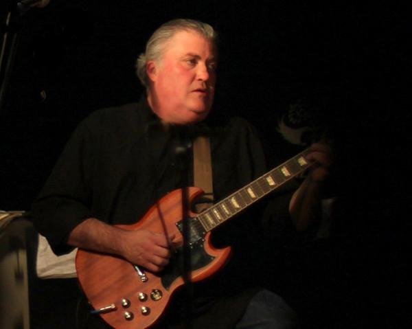 David Hidalgo's Gibson SG '61 Reissue