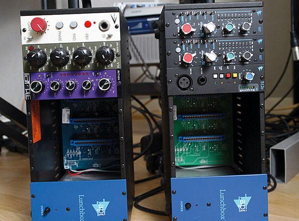 Dada Life's Purple Audio Action FET Compressor
