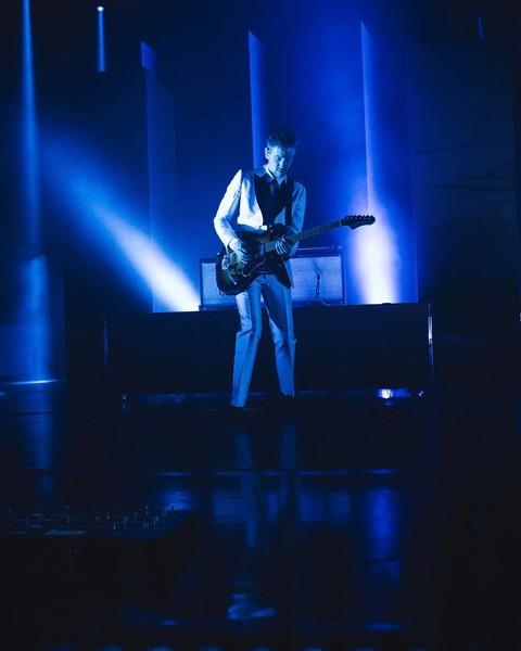 Adam Hann's Fender Hot Rod DeVille 212 III 60W 2x12 Tube Guitar Combo Amp