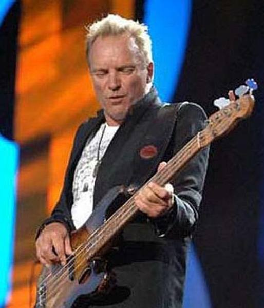 Sting's Fender Precision Bass (  Duplicate  )