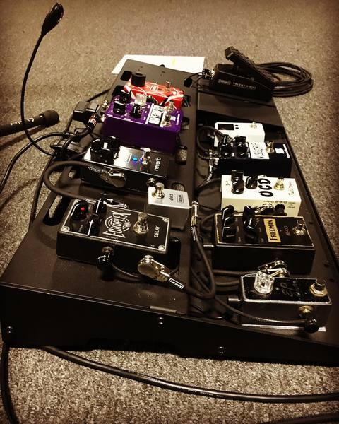 Dave Nassie's Xotic Effects EP Booster
