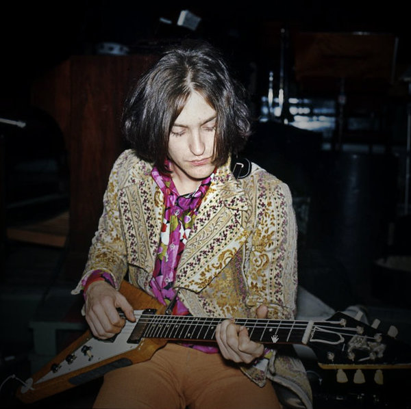 Dave Davies's Gibson Flying V Electric Guitar