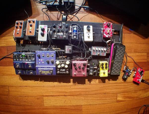 Mike Sullivan's Xotic Effects EP Booster