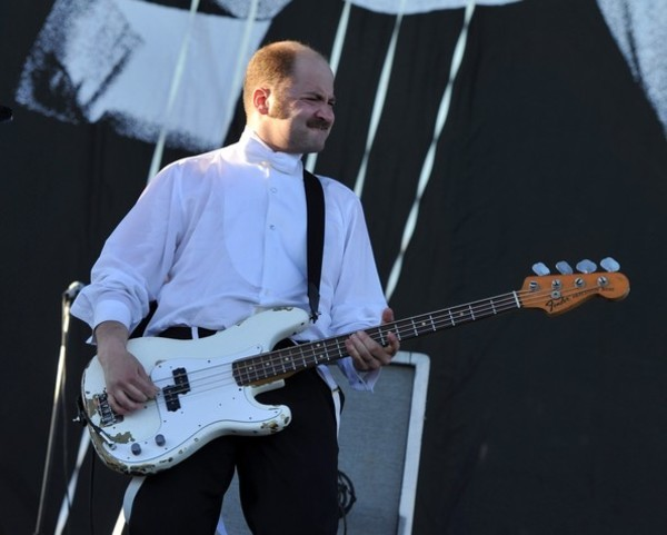 Dr. Matt Destruction's Fender Precision Bass