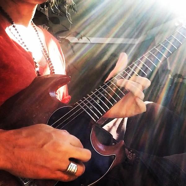 Philip Sayce's 1962 Gibson SG Les Paul Junior