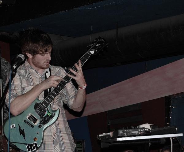 Nick Reinhart's Gibson SG-Z