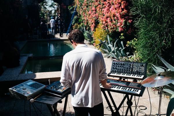 Jamie xx's Roland TR-808 Rhythm Composer