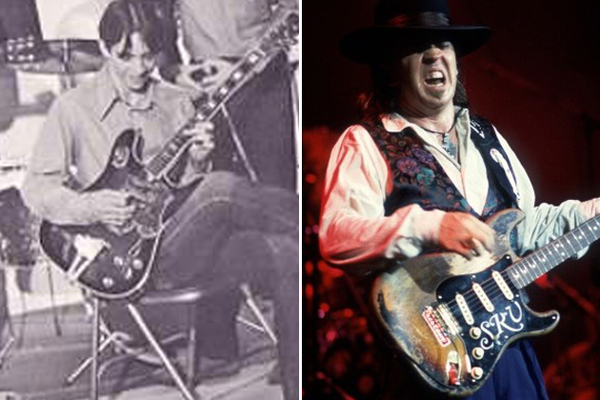 Stevie Ray Vaughan's conqueror